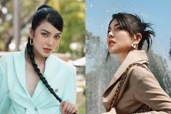 'Ngọc nữ Bolero' Lily Chen đẹp lạ với phong cách menswear