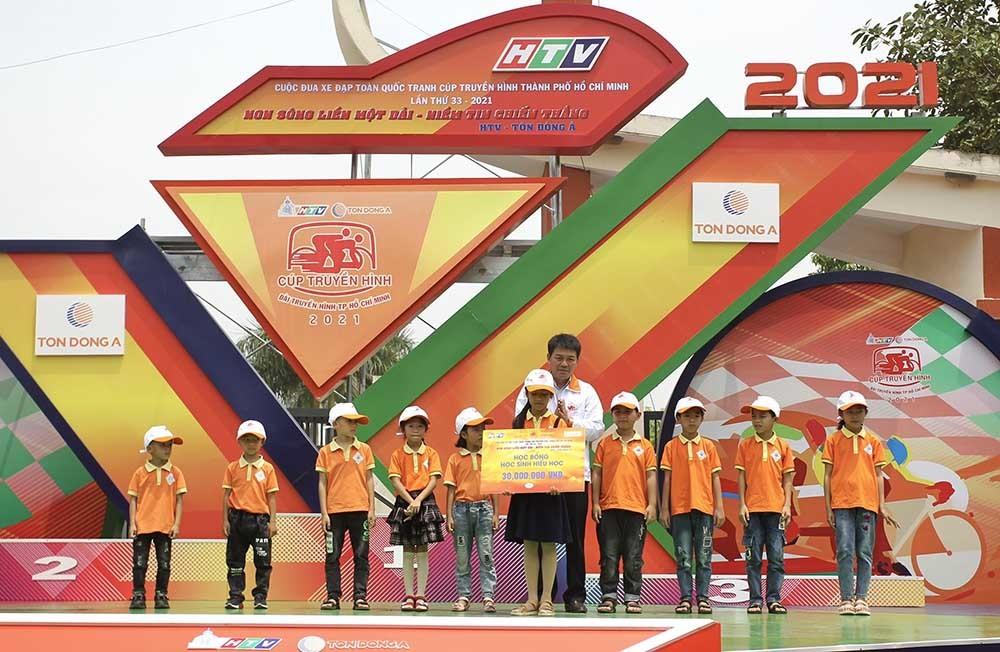 Nguyễn Tấn Hoài vẫn giữ áo Vàng