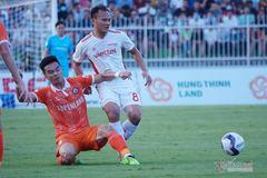 Bình Định 0-0 Viettel: Tấn công ghi bàn thắng (H2)