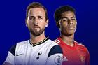 Trực tiếp Tottenham vs MU: Đôi công rực lửa