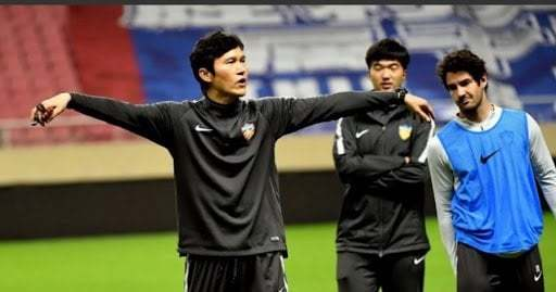 Thầy của Pato dẫn dắt CLB Hà Nội