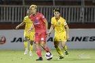 Sài Gòn 0-0 Hà Tĩnh: Tấn công ghi bàn thắng (H1)