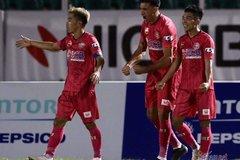 Video bàn thắng Sài Gòn 1-0 Hà Tĩnh