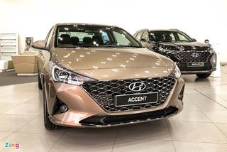 3 mẫu sedan đáng chú ý trong tầm giá 500-600 triệu đồng