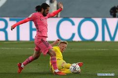 Lịch thi đấu bóng đá La Liga vòng 31