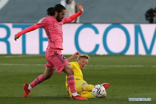 Lịch thi đấu bóng đá La Liga vòng 33
