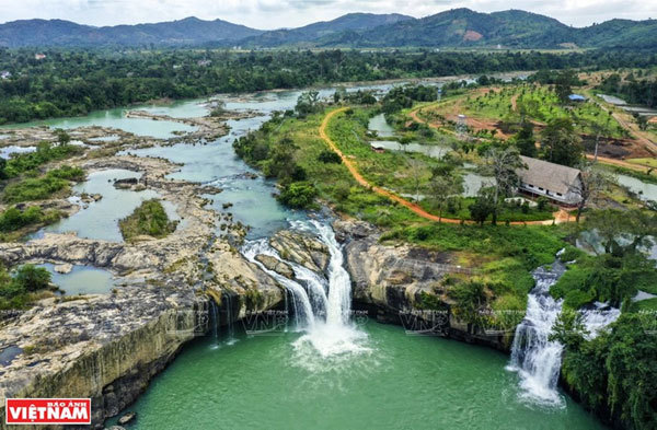 Majestic nature of Dak Nong Province