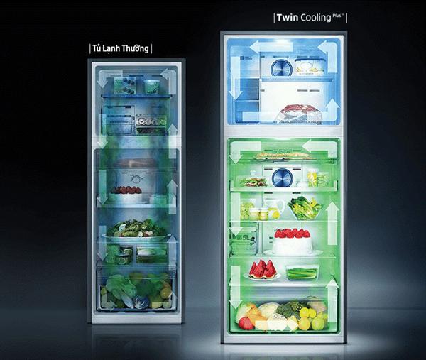 Những 'điểm cộng' đáng giá của tủ lạnh Samsung