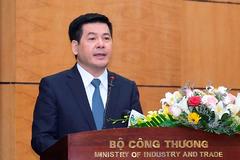 Tân Bộ trưởng Công Thương Nguyễn Hồng Diên chính thức nhận nhiệm vụ