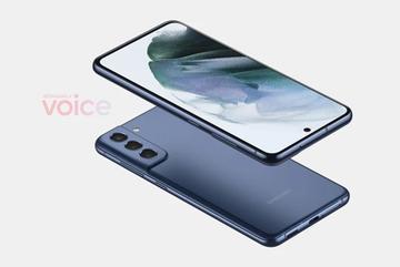 Hình ảnh ấn tượng đầu tiên về Samsung Galaxy S21 FE