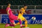 Video SLNA 2-0 Bình Dương: Phan Văn Đức che mờ Tiến Linh
