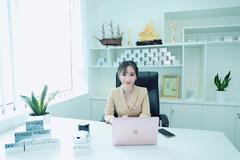 CEO mỹ phẩm VSAFE Beauty: 'Làm kinh doanh phải biết yêu từng sản phẩm'