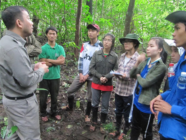 Kon Ha Nung to promote World Biosphere Reserve recognition