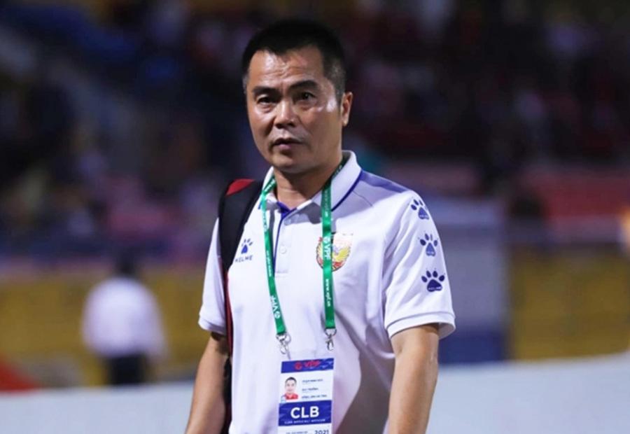 HLV Phạm Minh Đức chia tay Hà Tĩnh