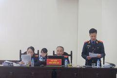 Vụ thất thoát 830 tỷ: Cựu TGĐ TISCO bị đề nghị phạt 10-11 năm tù