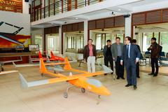 Việt Nam lần đầu tổ chức giải đấu máy bay không người lái