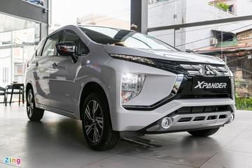 Những mẫu xe 7 chỗ có giá dưới 600 triệu đồng