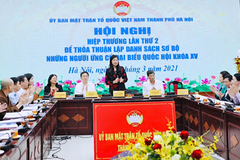 Sáu người ứng cử Đại biểu Quốc hội ở Hà Nội có đơn xin rút