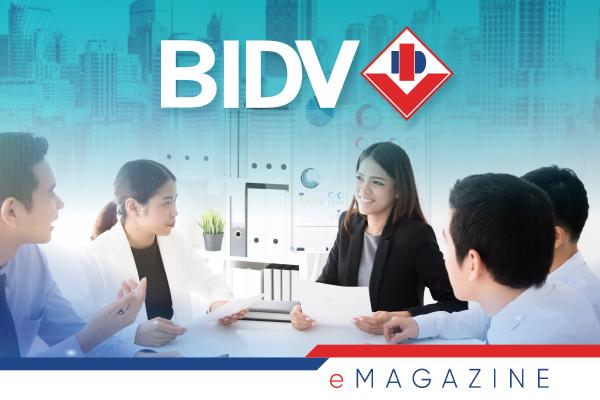 Mở và giao dịch tài khoản tại BIDV với chi phí 0 đồng