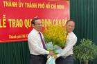 Ông Trần Văn Nam được điều động giữ chức Bí thư huyện Bình Chánh