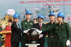 Việt Nam hạ thủy tàu tuần tra thuộc gói tín dụng quốc phòng Ấn Độ