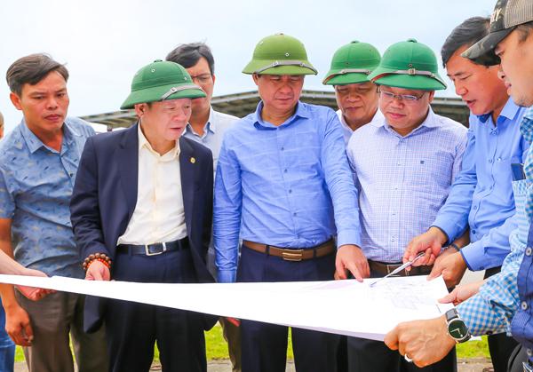 Dự kiến khởi công sân bay Quảng Trị vào tháng 9/2021