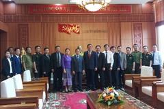 Các tỉnh miền Trung Việt Nam và các tỉnh Nam Lào thúc đẩy giao thương