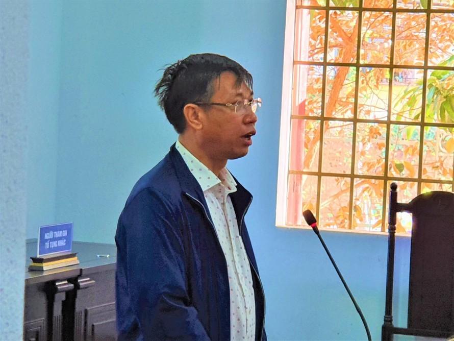 Đồng phạm của Trịnh Sướng: Bố con, vợ chồng cùng vướng lao lý