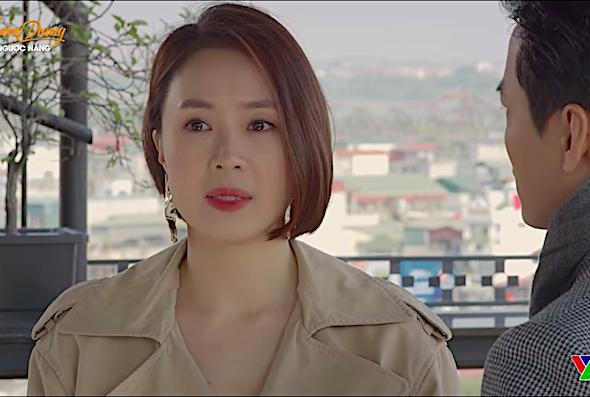 'Hướng dương ngược nắng' tập 53, Kiên cầu xin Châu, ông Quân tỏ tình với bà Cúc