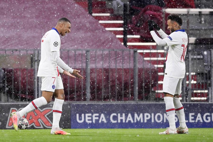 PSG tái đấu Bayern: Khi Neymar tìm thấy Mbappe