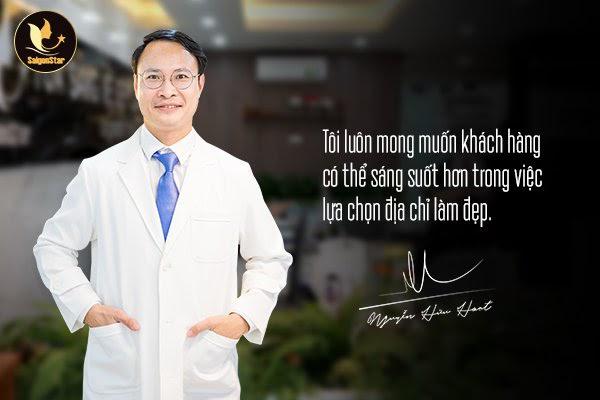 Vị bác sĩ sẵn lòng cứu chữa mũithẩmmỹhỏng