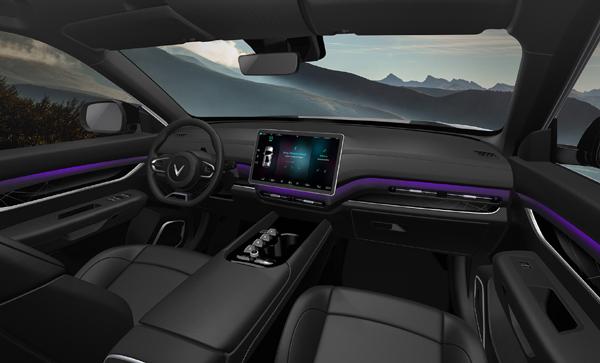 Siêu chip trên ô tô điện thông minh tự hành của VinFast