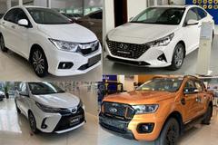 Top xe bán chạy tháng 3: Ford Ranger lên đỉnh, Vinfast Fadil tụt hạng