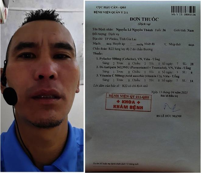 Thủ môn CLB TPHCM tấn công trọng tài bị phạt nặng