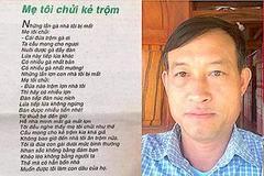 Bài thơ đoạt giải gây tranh cãi