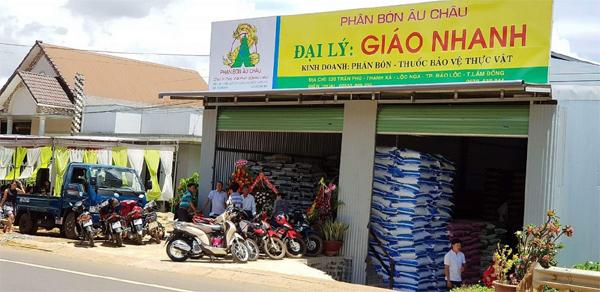 Cửa hàng phân bón Giáo Nhanh - 'đúng và trúng' nhu cầu nông dân