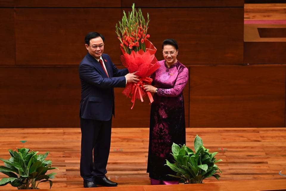 Newly-elected NA Chair faces high expectations to fulfill President Ho Chi Minh's wishes