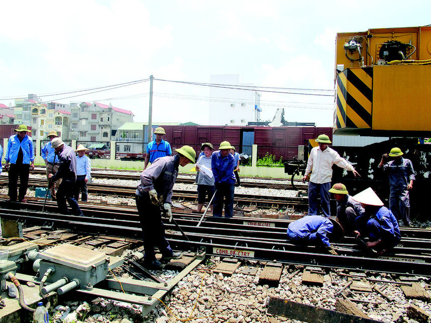 Railway maintenance work delayed as Ministry has yet to decide on capital allocation