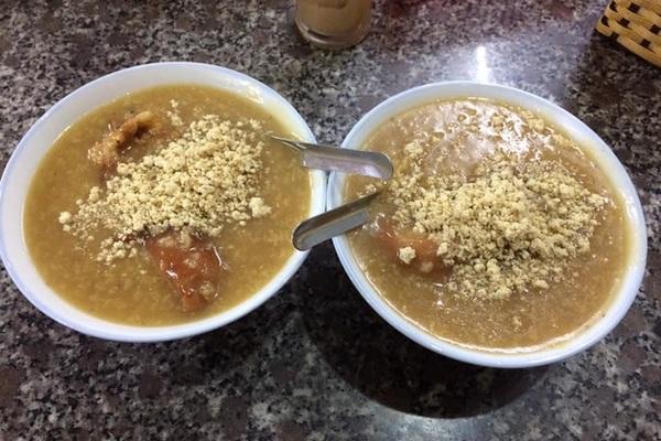 Kỳ lạ món cháo 'có độc' chỉ ăn buổi tối, vị đắng ngắt ở Hà Giang