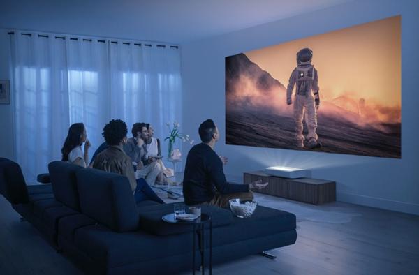 Nâng tầm không gian sống với TV thiết kế sáng tạo