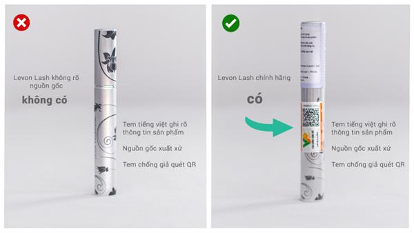 Nhà Spa - đơn vị phân phối độc quyền dưỡng mi Levon Lash