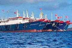 Philippines triệu hồi đại sứ Trung Quốc vì đội tàu ở Biển Đông