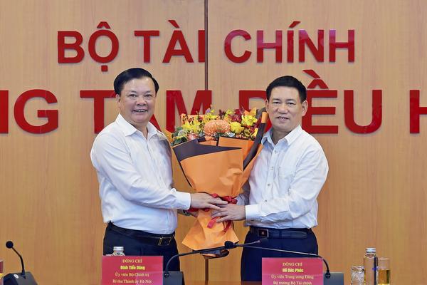 Ông Đinh Tiến Dũng trải lòng về 7 năm 318 ngày làm Bộ trưởng Tài chính