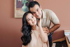 Võ Hạ Trâm: Ông xã chăm sóc khiến tôi bớt tủi thân khi mang bầu