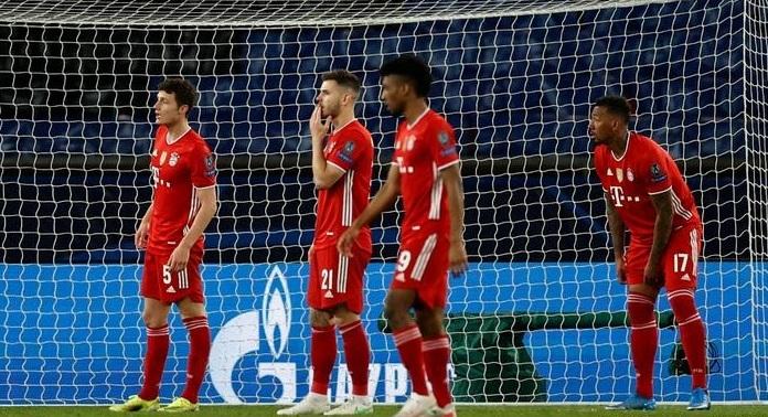 Bayern Munich bị loại Cúp C1, Hansi Flick lên tiếng rời 'ghế nóng'