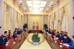 Chung tay thúc đẩy thịnh vượng, xây dựng Cộng đồng ASEAN lấy con người làm trung tâm