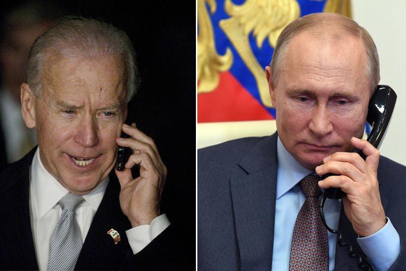 Mỹ đề xuất họp thượng đỉnh Biden - Putin ở nước thứ ba