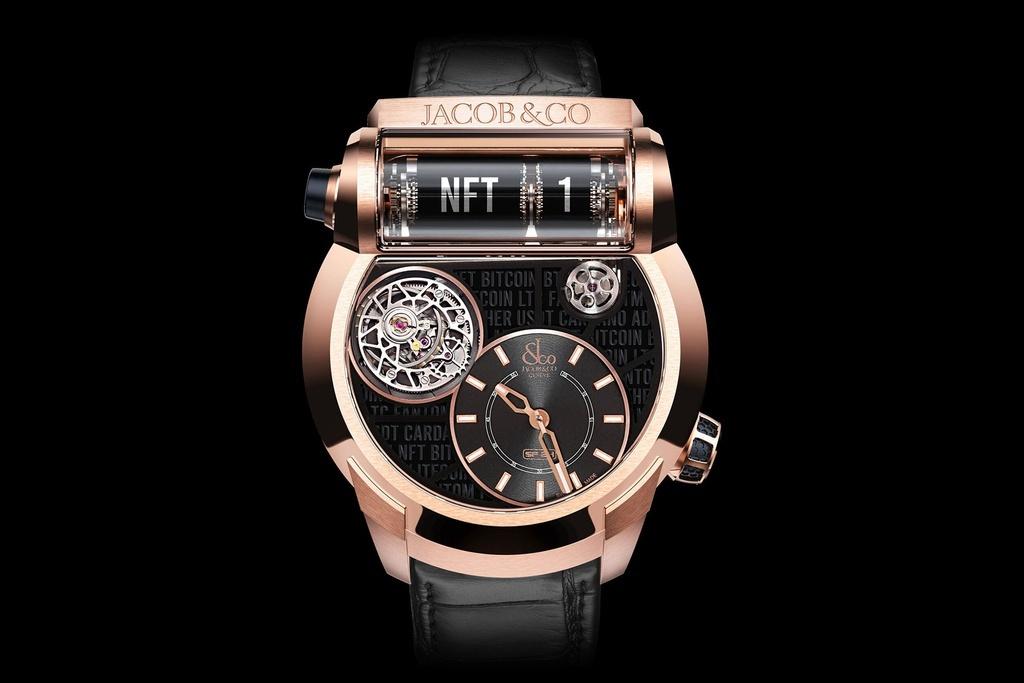 Đồng hồ giá 100.000 USD nhưng người mua không thể đeo