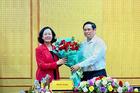 Hội nghị bàn giao nhiệm vụ Trưởng Ban Tổ chức Trung ương