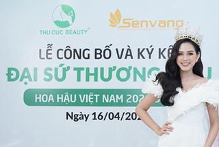 Hoa hậu Đỗ Thị Hà trở thành đại sứ Bệnh viện thẩm mỹ Thu Cúc